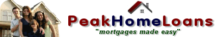 Best home mortgage refinance loan rates at Peak Home Loans.